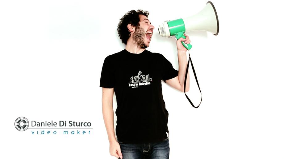 Daniele Di Sturco - video maker